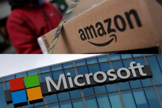 Amazon-Microsoft