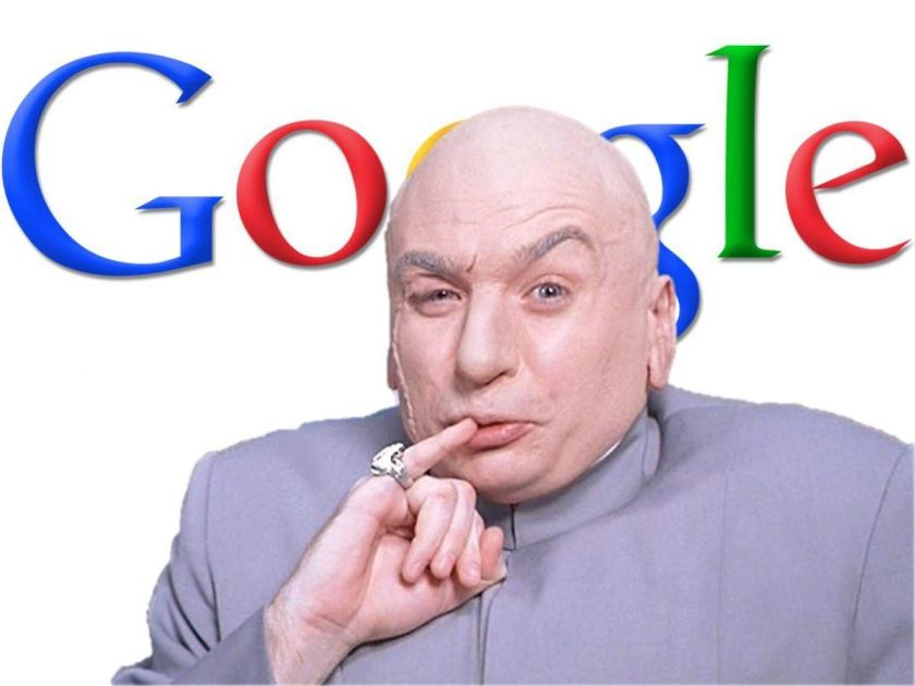 googleisevil